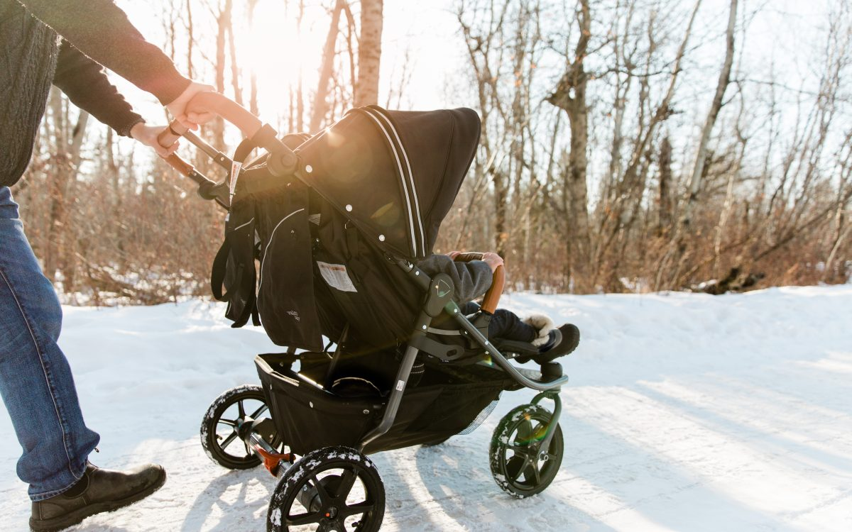 From Snow to Sun with the Valco Baby Duo X
