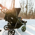 mommy blogger double stroller review