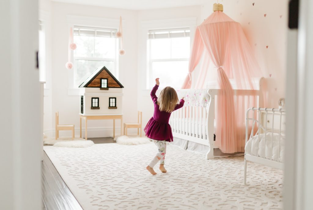 little girls bedroom decor pink bedroom canopy nursery decor