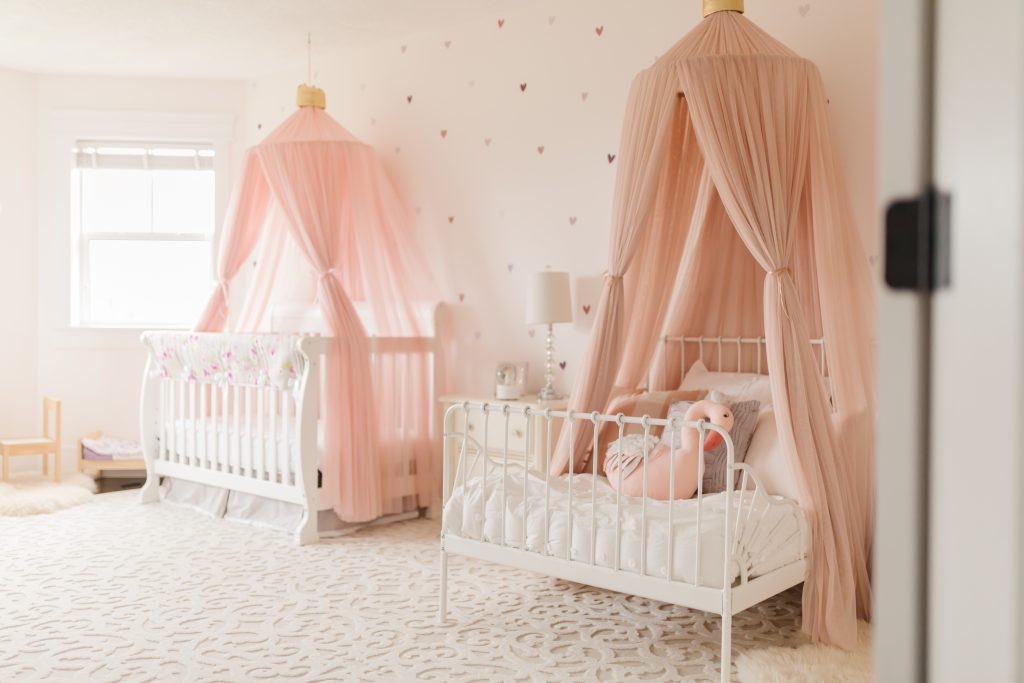 little girls bedroom decor