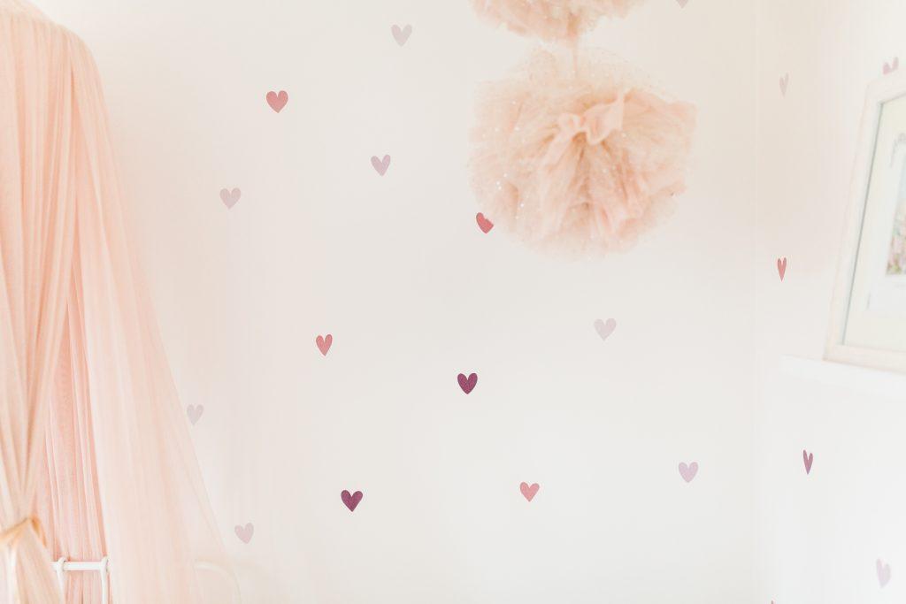 little girls bedroom decor pink bedroom canopy nursery decor wallpaper wall decals