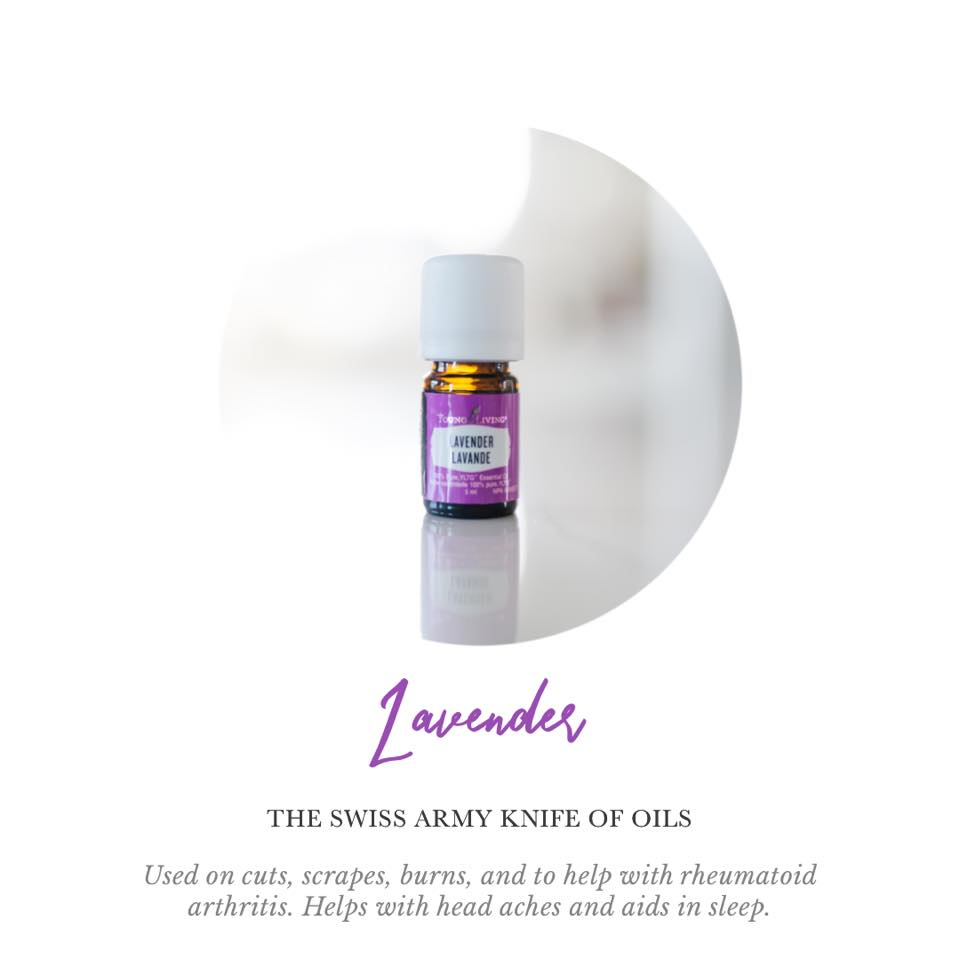How to use essential oils lavender