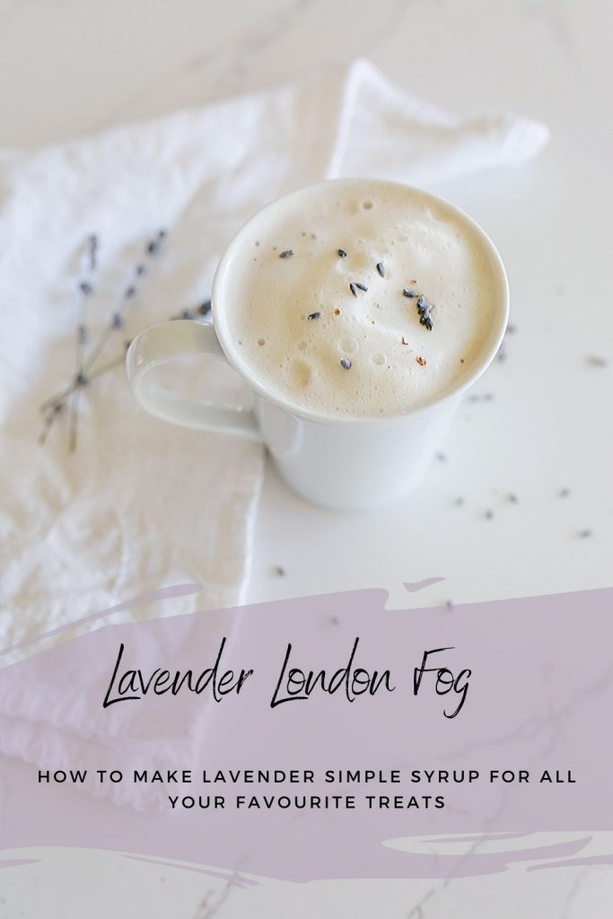essential oil recipe lavender latte