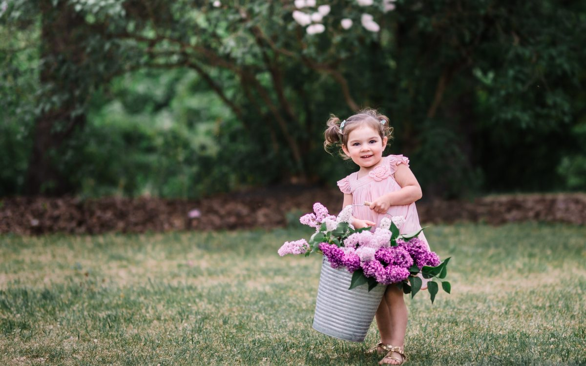 A Spring Session with the Sanche Family